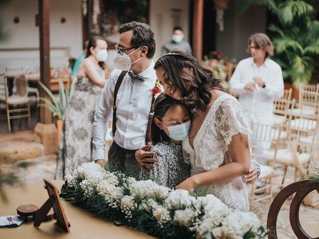 El matrimonio de Carlos y Natalia en Barichara, Santander 31