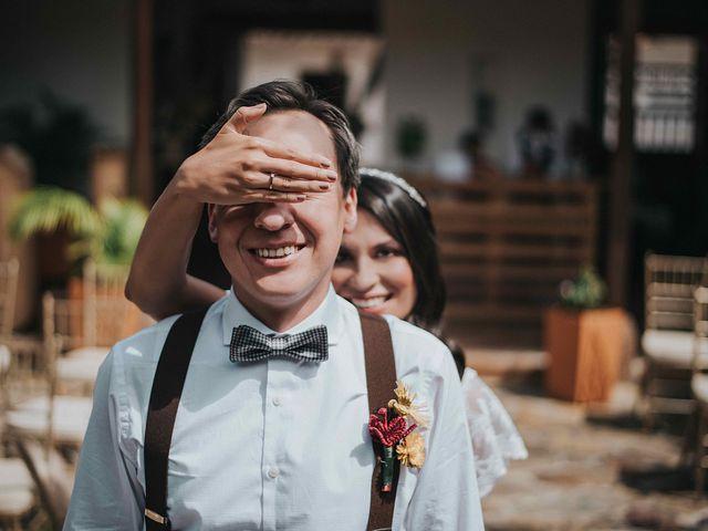 El matrimonio de Carlos y Natalia en Barichara, Santander 36