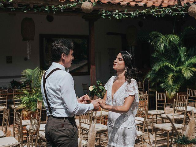 El matrimonio de Carlos y Natalia en Barichara, Santander 37