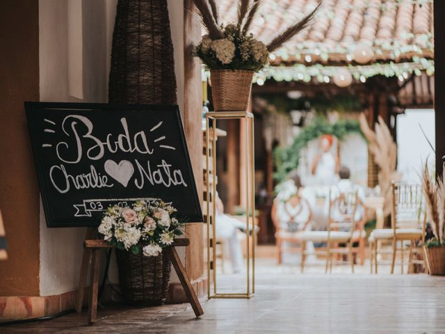 El matrimonio de Carlos y Natalia en Barichara, Santander 49