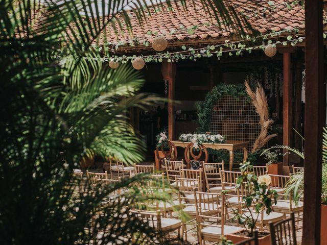 El matrimonio de Carlos y Natalia en Barichara, Santander 50