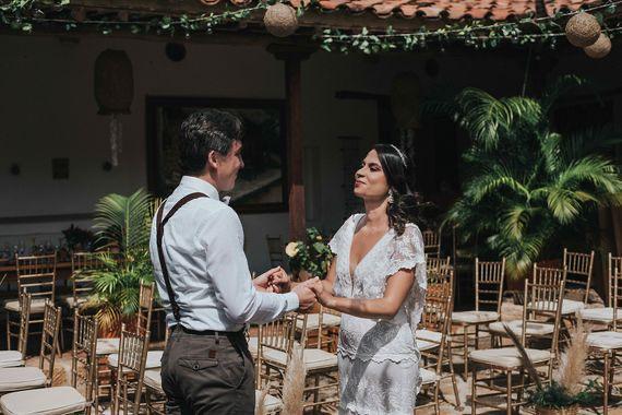 El matrimonio de Carlos y Natalia en Barichara, Santander 58