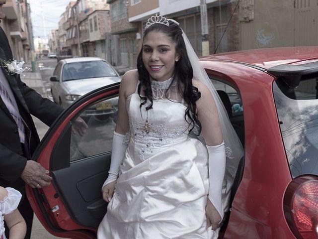 El matrimonio de Jhonatan y Marcela en Mosquera, Cundinamarca 3