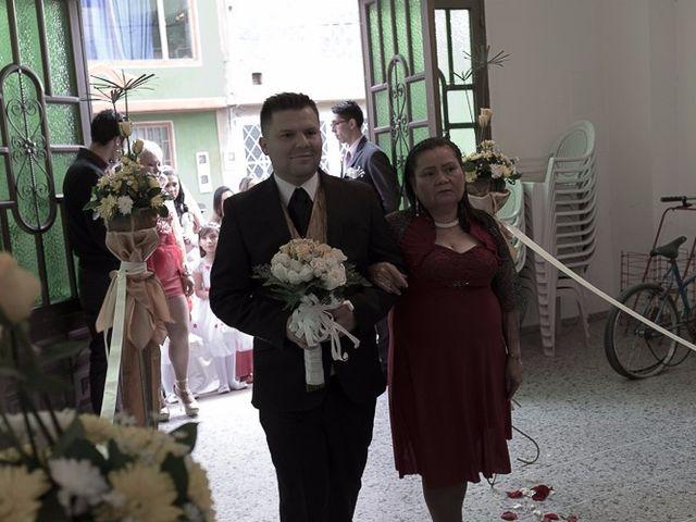 El matrimonio de Jhonatan y Marcela en Mosquera, Cundinamarca 6