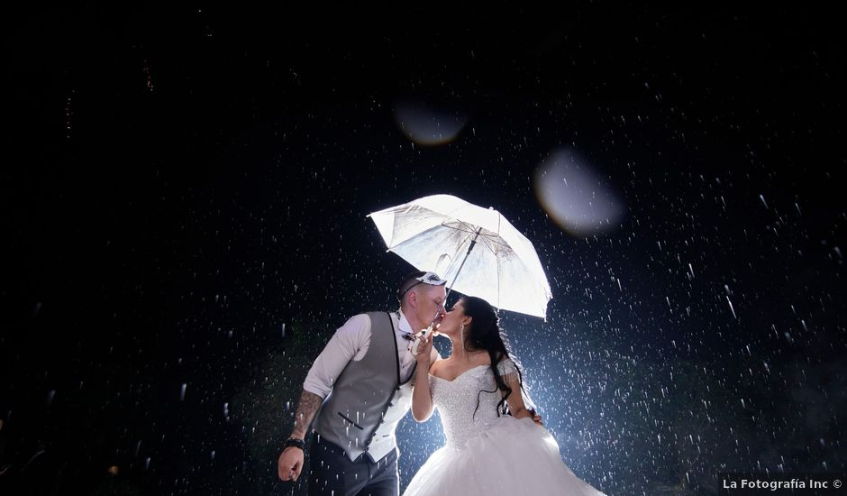 El matrimonio de Jenniffer y Andres en Chía, Cundinamarca