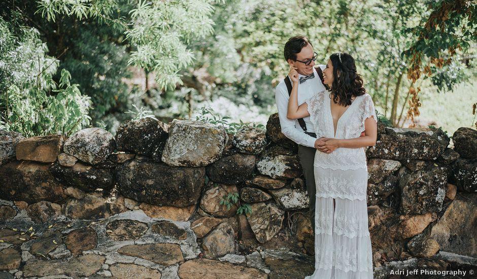 El matrimonio de Carlos y Natalia en Barichara, Santander