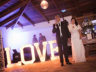 El matrimonio de Jannneth y Gabriel