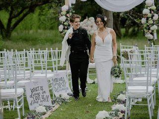 El matrimonio de Alejandra  y Jessica