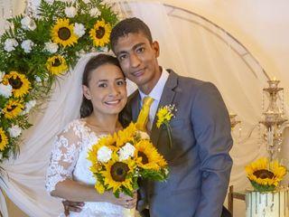 El matrimonio de Rosa y Edelso 1