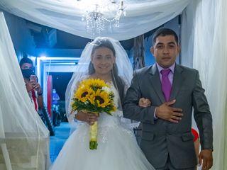 El matrimonio de Rosa y Edelso 3