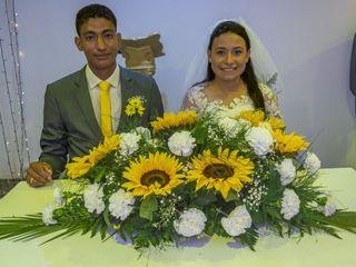 El matrimonio de Rosa y Edelso