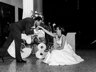 El matrimonio de Mildrey y Gabriel 1