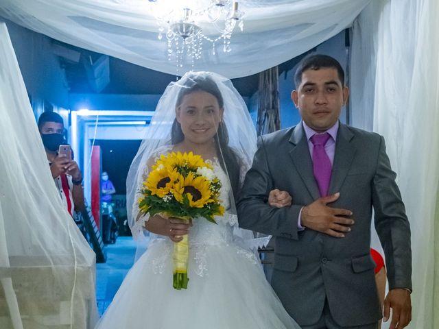 El matrimonio de Edelso y Rosa en El Banco, Magdalena 5