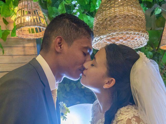 El matrimonio de Edelso y Rosa en El Banco, Magdalena 6
