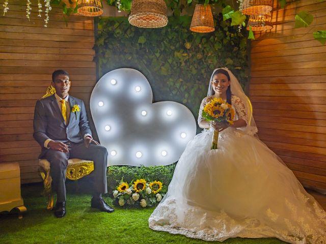 El matrimonio de Edelso y Rosa en El Banco, Magdalena 2