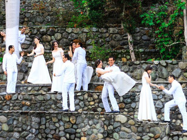 El matrimonio de Gabriel y Mildrey en Buenaventura, Valle del Cauca 34