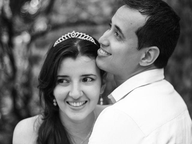 El matrimonio de Mildrey y Gabriel