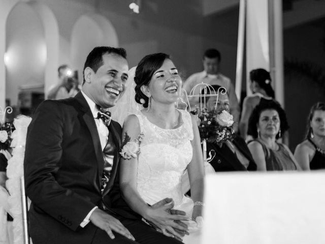 El matrimonio de Gabriel y Mildrey en Buenaventura, Valle del Cauca 64