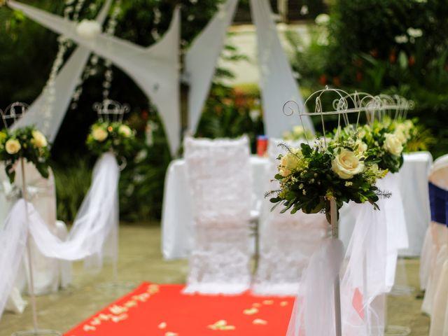 El matrimonio de Gabriel y Mildrey en Buenaventura, Valle del Cauca 66