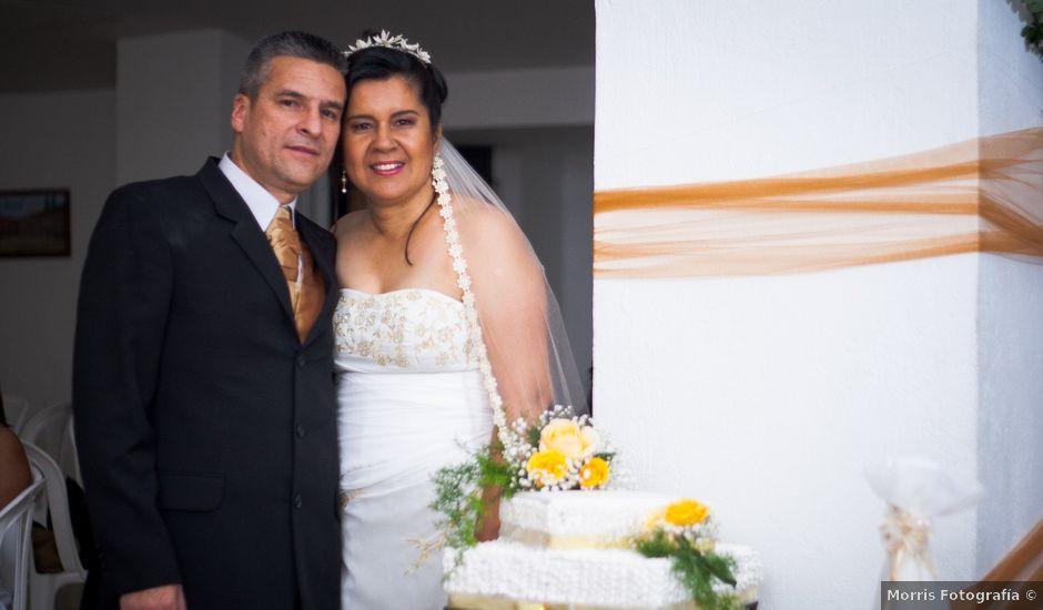 El matrimonio de Javier y Claudia en Medellín, Antioquia
