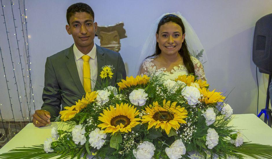 El matrimonio de Edelso y Rosa en El Banco, Magdalena