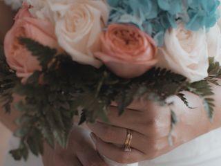 El matrimonio de Nathalia y Camilo 2