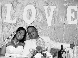 El matrimonio de Dianys y Wilmer