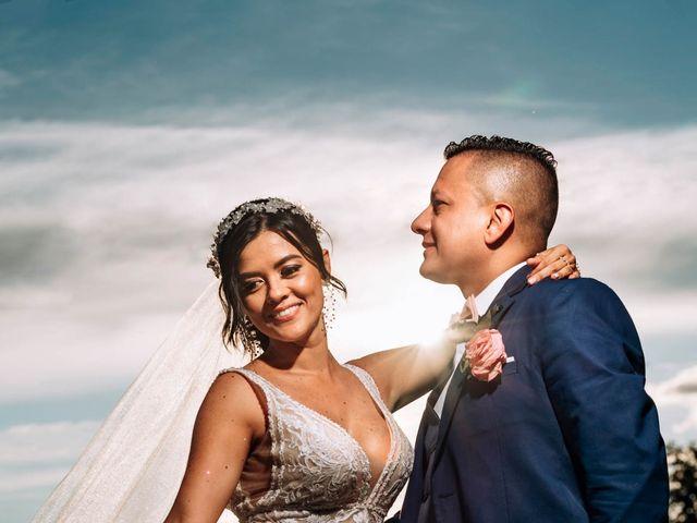 El matrimonio de Carlos y Yohanna