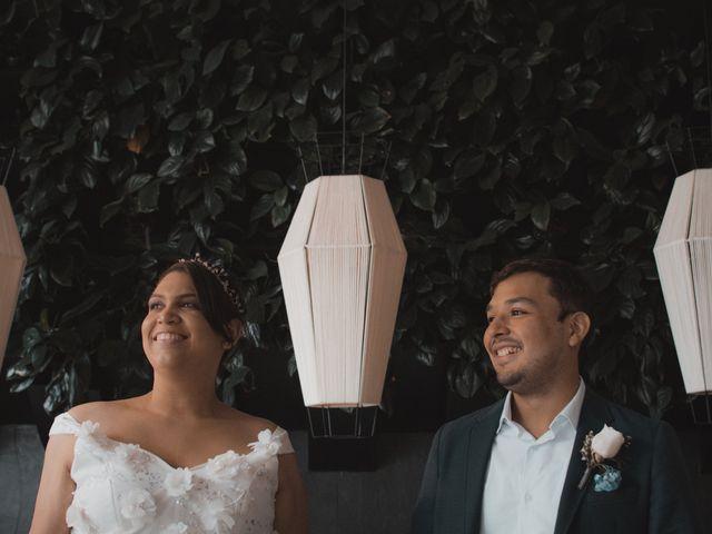 El matrimonio de Nathalia y Camilo