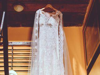 El matrimonio de Mary Lourdez y Vicente 1