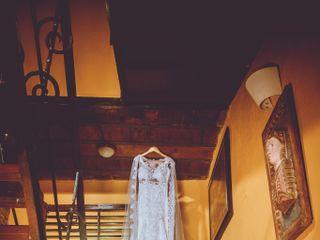 El matrimonio de Mary Lourdez y Vicente 3