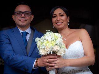 El matrimonio de Marjorie y Mauricio 2