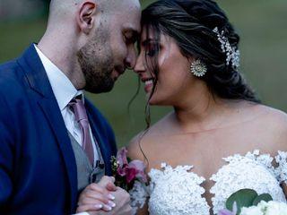 El matrimonio de Yuli y Johnnatan