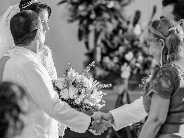 El matrimonio de Vicente y Mary Lourdez en Cartagena, Bolívar 82