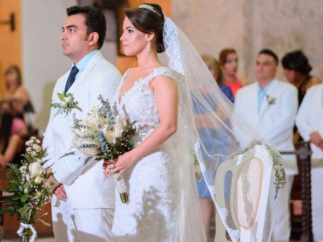 El matrimonio de Vicente y Mary Lourdez en Cartagena, Bolívar 84