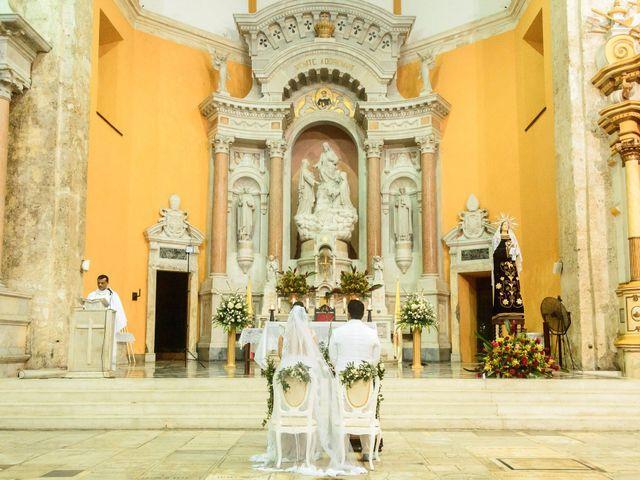 El matrimonio de Vicente y Mary Lourdez en Cartagena, Bolívar 86
