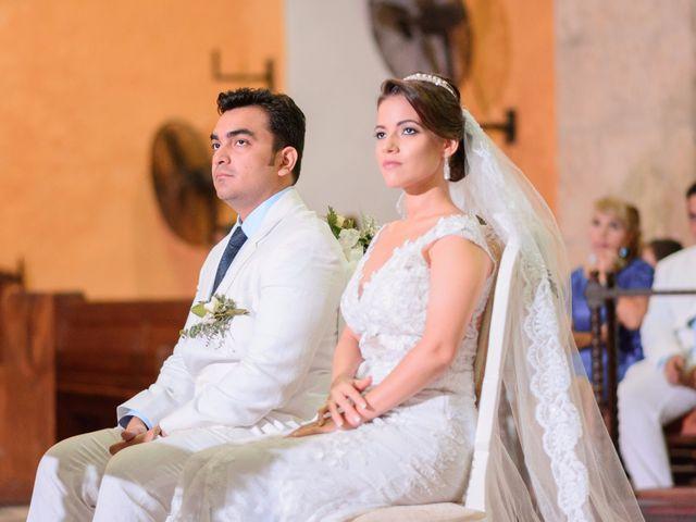 El matrimonio de Vicente y Mary Lourdez en Cartagena, Bolívar 87