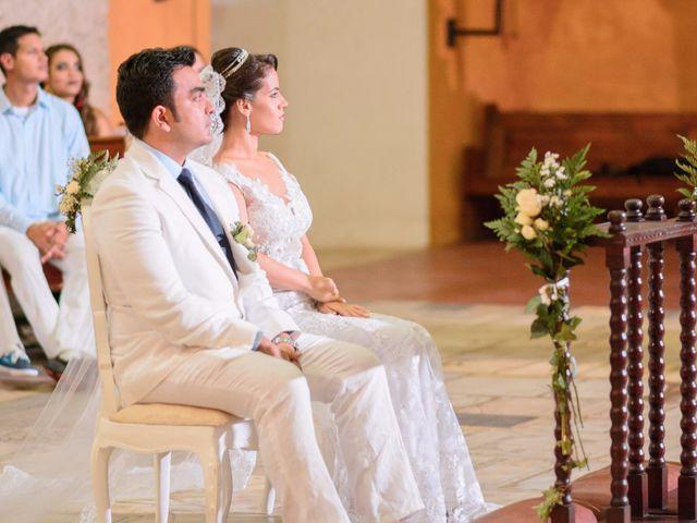 El matrimonio de Vicente y Mary Lourdez en Cartagena, Bolívar 88