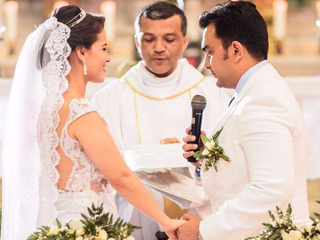 El matrimonio de Vicente y Mary Lourdez en Cartagena, Bolívar 94