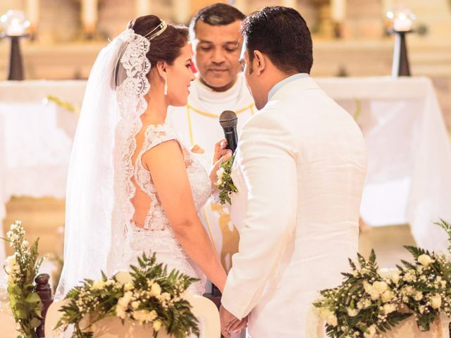 El matrimonio de Vicente y Mary Lourdez en Cartagena, Bolívar 95