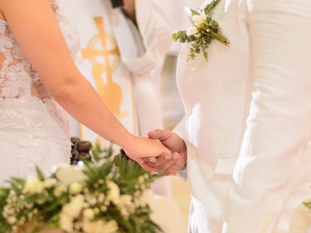 El matrimonio de Vicente y Mary Lourdez en Cartagena, Bolívar 96
