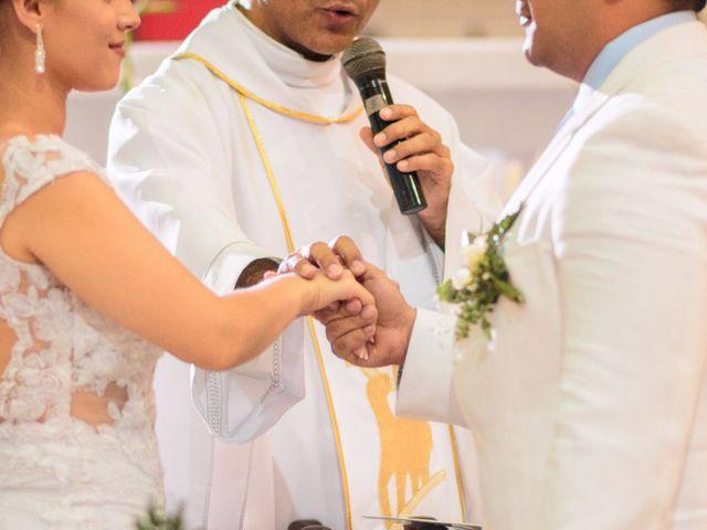 El matrimonio de Vicente y Mary Lourdez en Cartagena, Bolívar 97