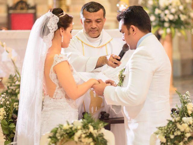 El matrimonio de Vicente y Mary Lourdez en Cartagena, Bolívar 98