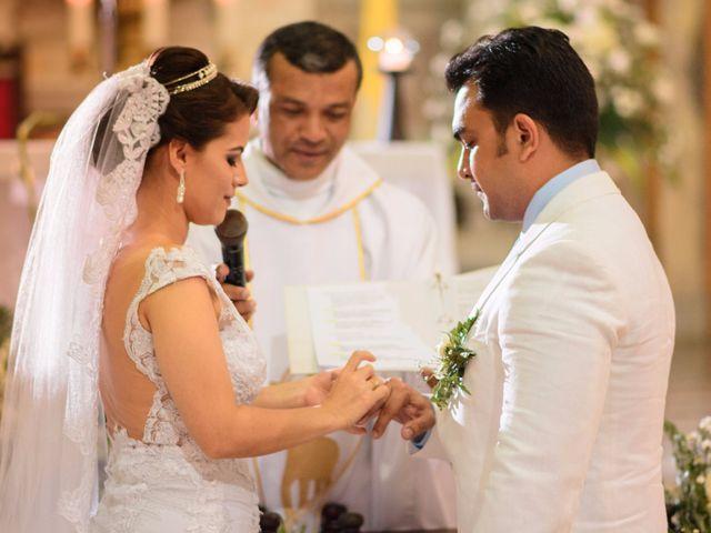 El matrimonio de Vicente y Mary Lourdez en Cartagena, Bolívar 101