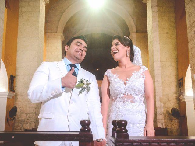 El matrimonio de Vicente y Mary Lourdez en Cartagena, Bolívar 107