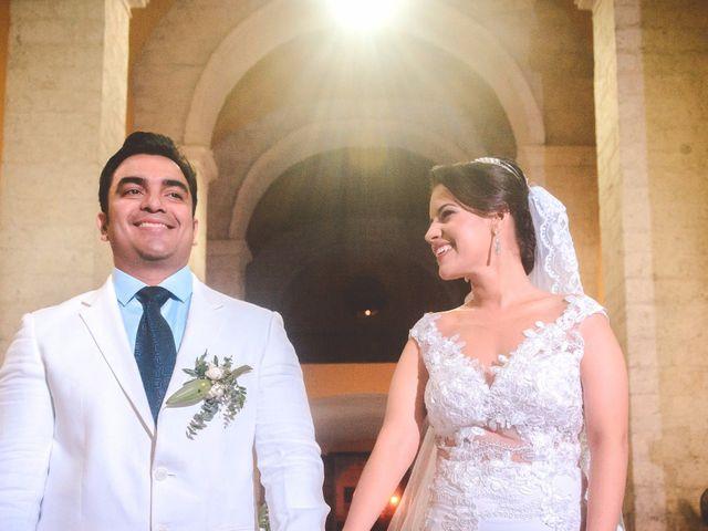 El matrimonio de Vicente y Mary Lourdez en Cartagena, Bolívar 108