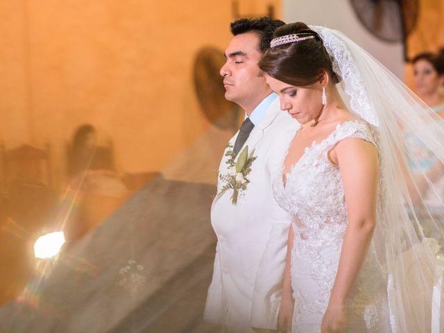 El matrimonio de Vicente y Mary Lourdez en Cartagena, Bolívar 117