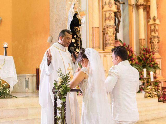 El matrimonio de Vicente y Mary Lourdez en Cartagena, Bolívar 125
