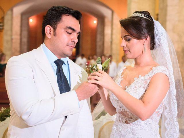 El matrimonio de Vicente y Mary Lourdez en Cartagena, Bolívar 127