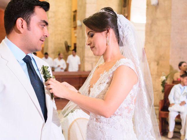El matrimonio de Vicente y Mary Lourdez en Cartagena, Bolívar 128